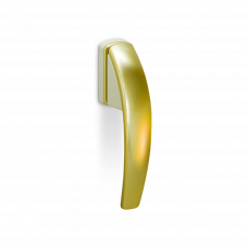 Ручка оконная Roto Swing золотая